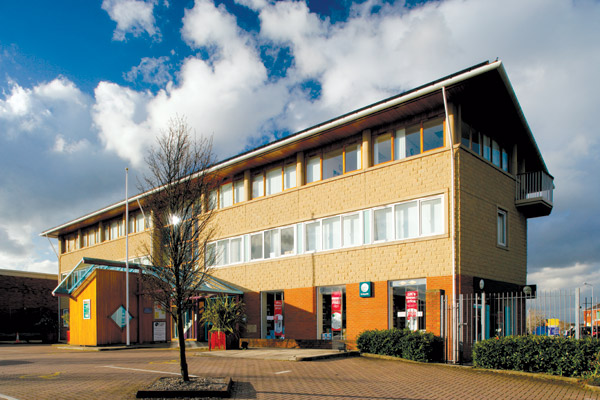 An image showing the exterior of the Fountain Medical Centre in Morley where a Sano Physiotherapy clinic is located.