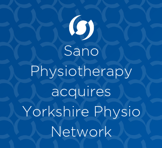 Sano Physiotherapy Acquires Yorkshire Physio Network
